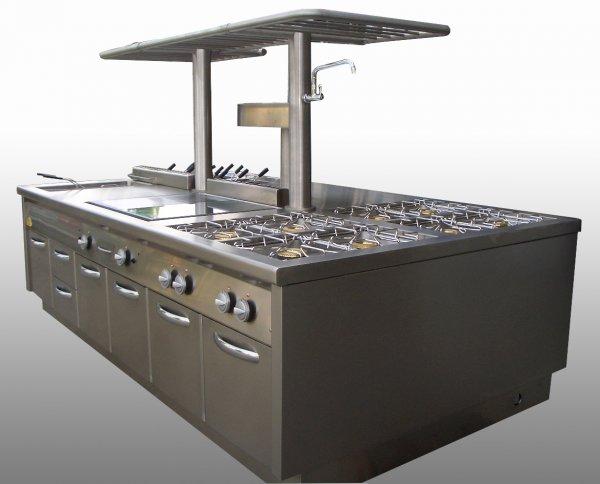 Küche Kochinsel
